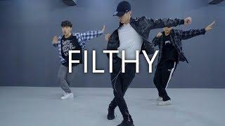 Justin Timberlake - Filthy  | INSUN choreography | Prepix Dance Studio