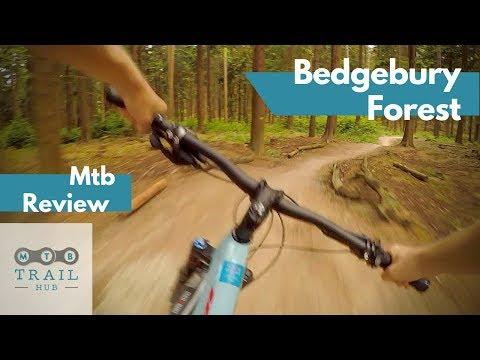 Bedgebury Mountain Biking Review (Red Route)