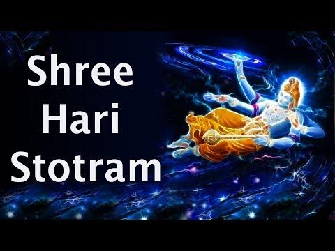 Sri Hari Stotram (श्री हरि स्तोत्रम)
