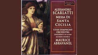 Messa di Santa Cecilia: Agnus Dei; Miserere nobis, dona nobis paceem