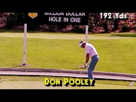 Don Pooley hole in one at the 1987 Bay Hill Classic