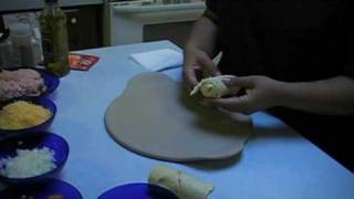 How To Make A Taco Ring Part 1