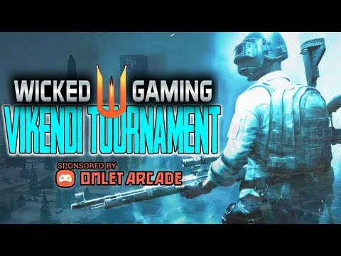 VIKENDI TOURNAMENT INVITATIONAL WK1 - Ft. LIGHTS OUT, SV, RK, G25  PUBG MOBILE