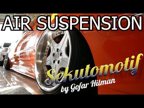 #SEKUTOMOTIF Ngobrolin Air Suspension Bareng AKASIA MOTOR