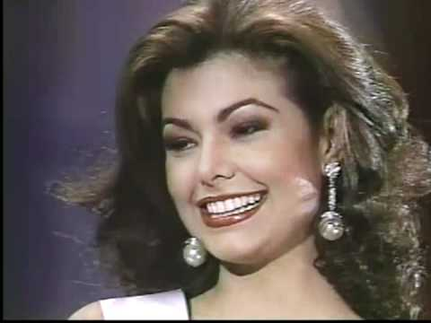 miss universe 1993 youtube