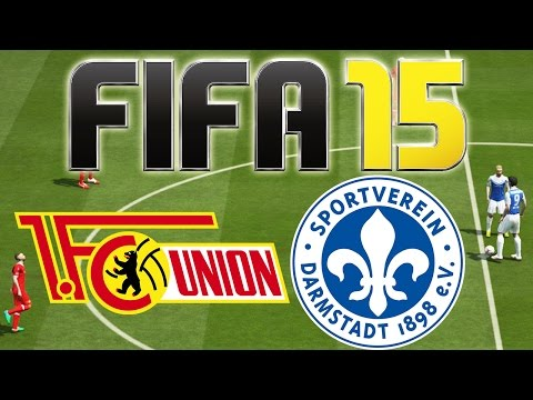 FIFA 15 # 01 ★ 1. FC Union Berlin vs. SV Darmstadt 98 (27.09.14) [HD]
