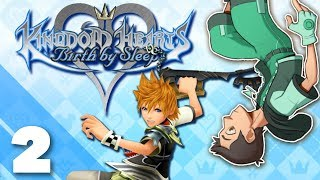 Kingdom Hearts: Birth By Sleep - #2 - Ventus Apprentice - Story Mode