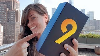 GALAXY NOTE 9 UNBOXING!! Al final esto es de Risa...