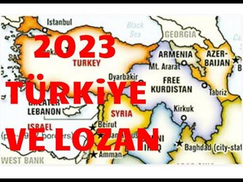 2023 Yeni Türkiye Ve Lozan Anlaşması /TARİHİNİ SEVEN ADAM