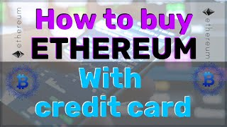 How to buy Ethereum with credit card easily and pay for Davinci pro ea
