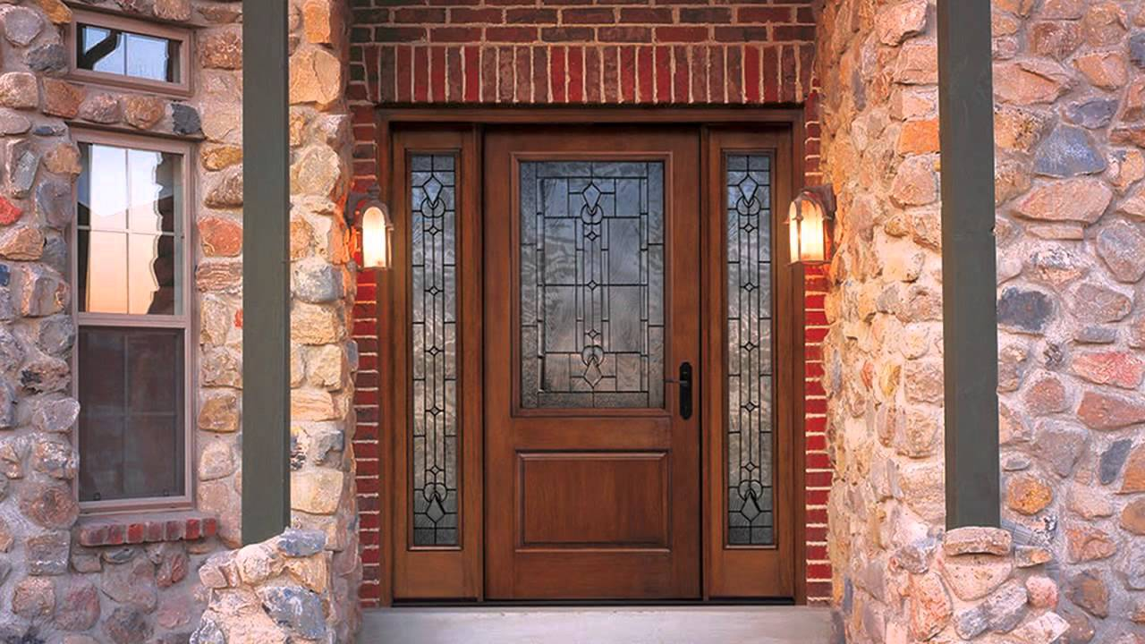 Menards Exterior Door Youtube