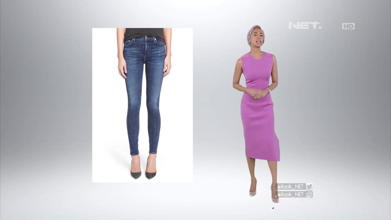 Ilook 3 Tips Cara Mudah Mengatasi Celana Jeans Yang Menyempit Youtube