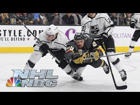Los Angeles Kings vs. Vegas Golden Knights I Game 2 I NHL Stanley Cup Playoffs I NBC Sports