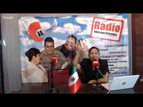 PASTORA ELVA JUAREZ.- PREDICANDO A LAS NACIONES 13 09 17