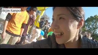 リモネンでゴムを溶かす⁉ 射的体験してみよう【みかん同好会】第19回 静大祭in浜松