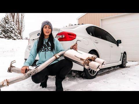 The Best Subaru WRX Exhaust!