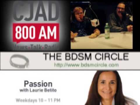 BDSMcircle on radio, Sept 11th, 2013