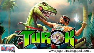 Turok: Dinosaur Hunter Remastered (2015) - PC GAMEPLAY
