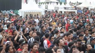 Rocket Rockers - Kekuatanku ( Live At Karawang ClothFest )