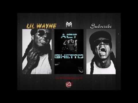 Lil Wayne - Act Ghetto (Audio)