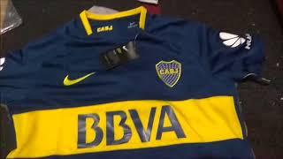Bestcheapsoccer.com | Boca Juniors jersey unboxing