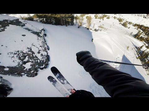GoPro Line of the Winter: Sean Logan – California 12.18.14 – Snow