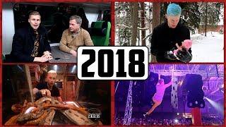 Mun parhaat hetket vuonna 2018!