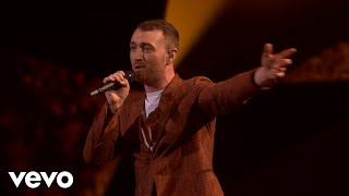 sam smith   too good at goodbyes  live at brit awards 2018