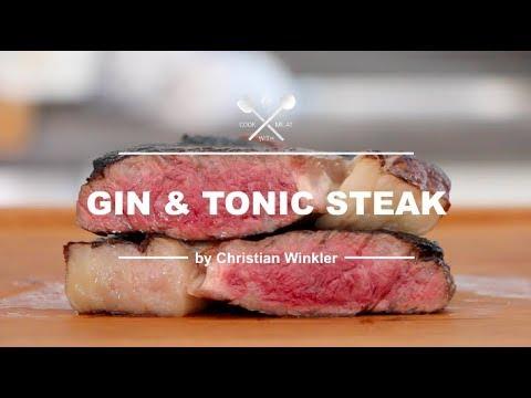 Gin & Tonic Steak