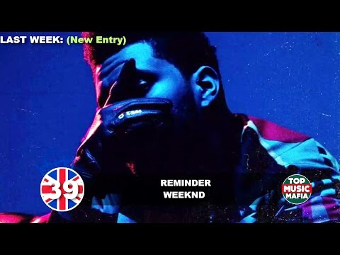 Top 40 Songs of The Week - December 10, 2016 (UK BBC CHART)