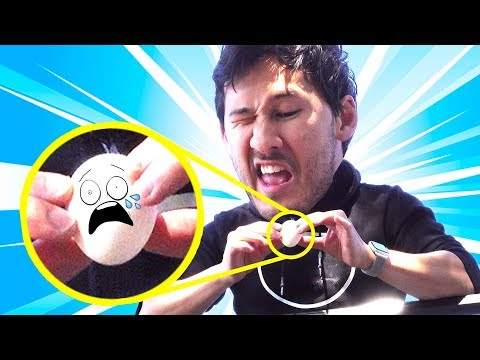 Markiplier Makes: An Egg Drop