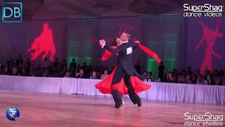 Part 2! Approach the Bar with DanceBeat! Embassy 2017! Amateur Standard! James Cutler and Virginie P