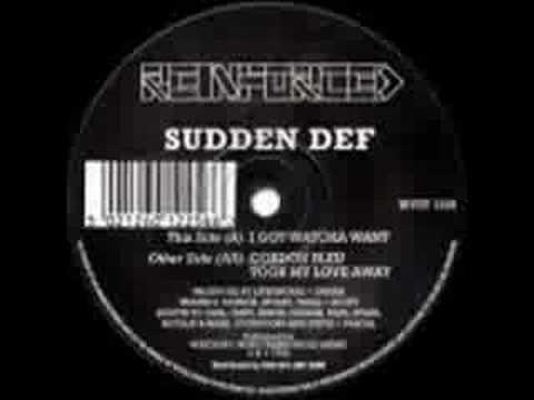 Sudden Def - I Got Watcha Want