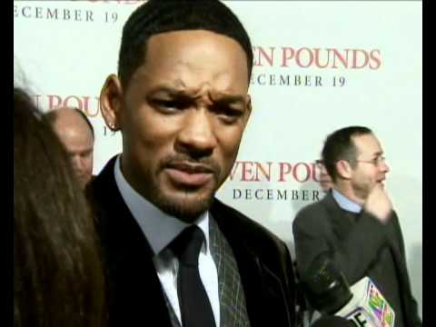 Will Smith interview on Connor Cruise acting in film