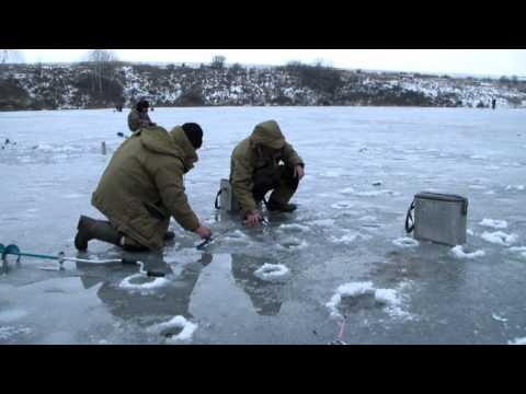 зимняя рыбалка на карпа - 2012-01-09 20:39:01