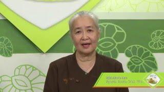 """Chương trình dạy nấu món chay """"MẮM ĐẬU CHƯNG NẤM"""" Hướng dẫn: Nguyễn..."""