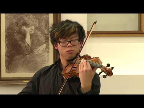 Nicola Benedetti Masterclass at RWCMD - Violin Concerto No. 1, Op. 35 by Szymanowski