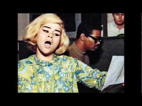 Etta JamesAll I could do was cry