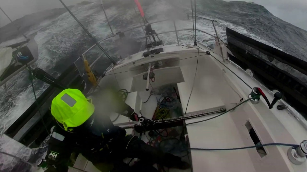 Abhilash Tomy - Golden Globe Race