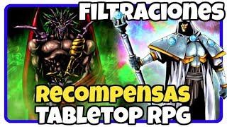 Filtraciones: Recompensas Tabletop RPG | Yu-Gi-Oh! Duel Links