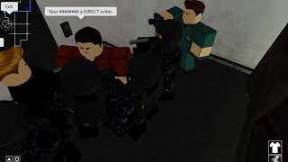 site 19 at roblox with ISD and 2 admins