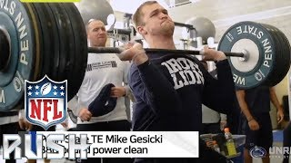 UNBELIEVABLE Workouts by NFL Prospects | NFL Rush