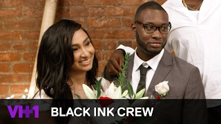 O'S**t Gets Rudely Served At His Wedding Reception | Black Ink Crew