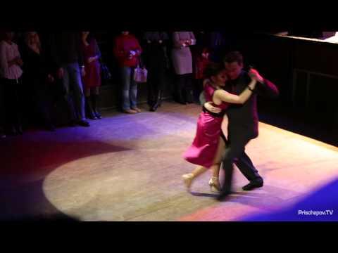 """Vladimir Khorev & Sabrina Tonelli, 3, 12.12.2013 Moscow, Russia, Club""""B2"""""""