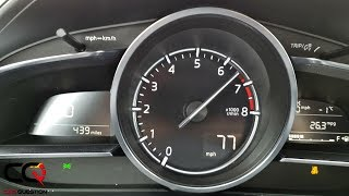 Mazda CX-3 Acceleration test | 0-60 / 0-100 | 146-hp engine!