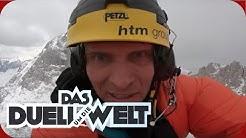 ITALIEN: Thorsten Legat - In 2800m Höhe Ball hochalten | Duell um die Welt | ProSieben