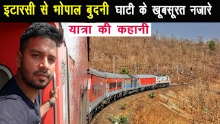 Beautiful Budani Ghats in extreme summer || Mysore Jaipur Express Journey part 3