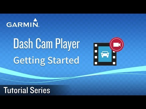 Tutorial - Dash Cam Player: Getting Started