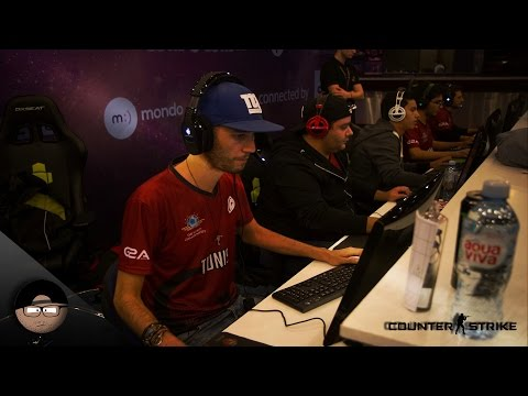 CSGO : TUNISIANS AT TWC 2015