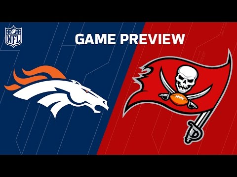 Broncos vs. Buccaneers (Week 4 Preview) | Dave Dameshek Football Program | NFL
